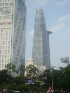 Financial Tower in Ho Chi Minh City (Saigon), Vietnam