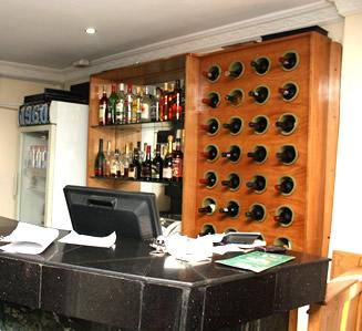 Hotel 1960 bar