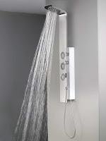 Новинка! Душевые колонны SYSTEMPOOL из Испании для ванной комнаты и душа