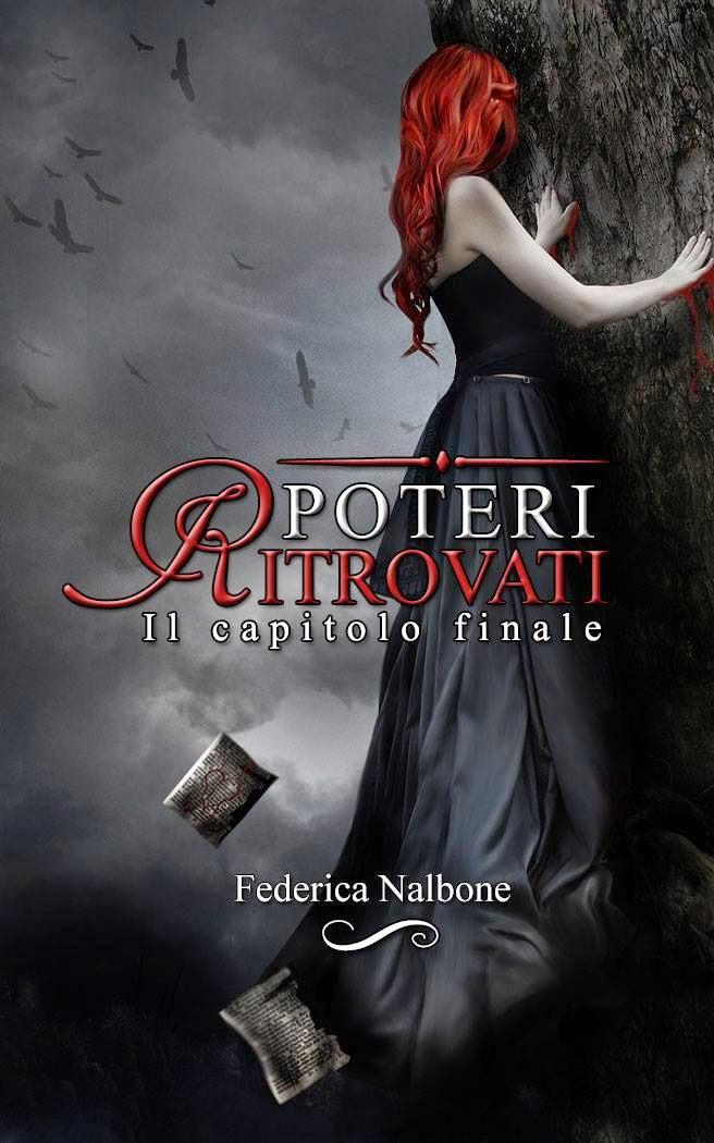 Federica Nalbone - Poteri Spezzati Vol. 2 - Poteri ritrovati (2014)