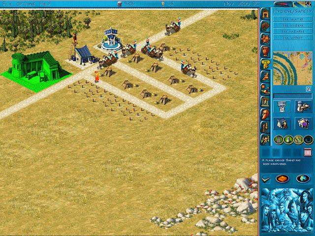 Poseidon: Master of Atlantis - First City Screenshot