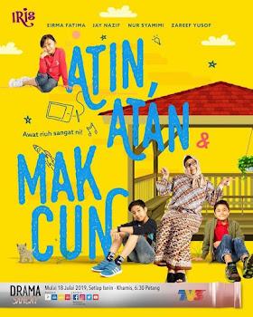 OST Atin, Atan & Mak Cun (TV3)