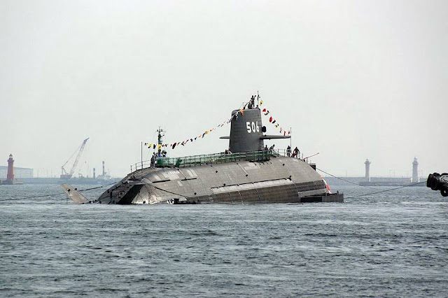 Soryu class SSK