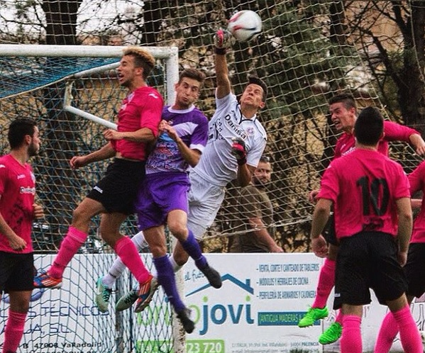 leon de futbol categorias inferiores liga de valladolid: