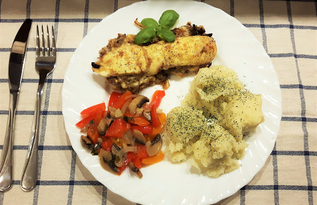 przepis na schab obiad