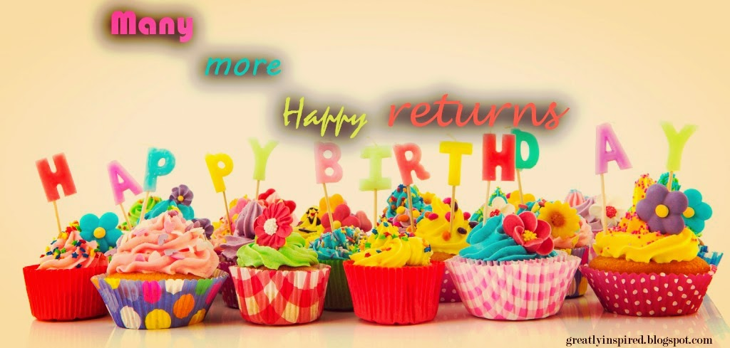 Best and Awesome Birthday wishes HD GreatlyInspired – Awesome Birthday Greetings