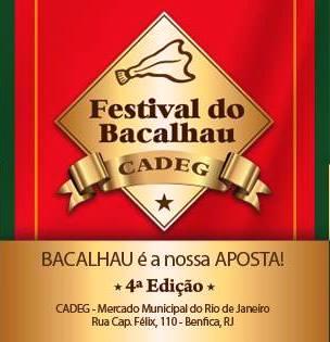 28 de outubro a 20 de novembro: Rio de Janeiro