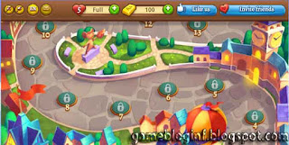 AlphaBetty Saga Unlimited Gold Hack Permanent
