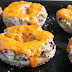 Cranberry Jewelled Tuna Melts Recipe
