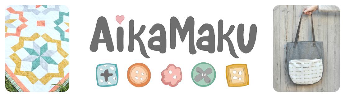 AikaMaku - Patchwork y mucho más