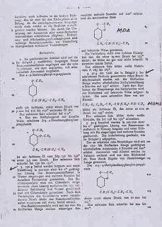 XTC naam idee - 1914 mdma patent Merck