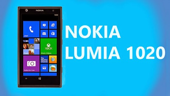 Harga Nokia Lumia 1020 Terbaru 2014 dan Spesifikasinya
