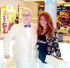 Designer CRUSH: Manolo Blahnik