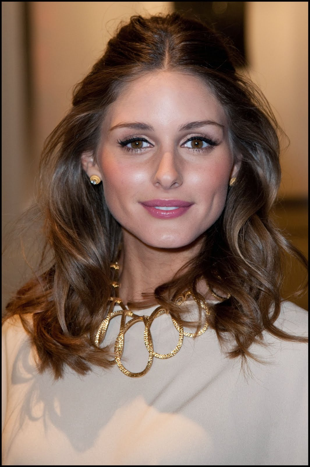 Olivia Palermo At The Dior Haute Couture 2012 Show During Paris