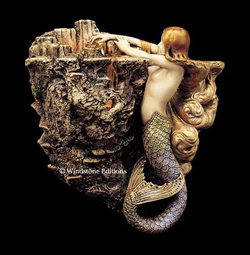 Ariel Mermaid Coloring Pages