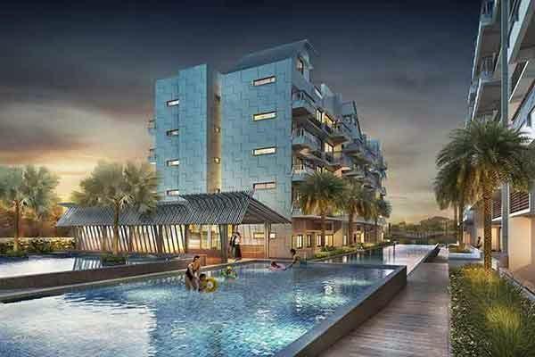 Whitehaven @ Pasir Panjang swimming pool