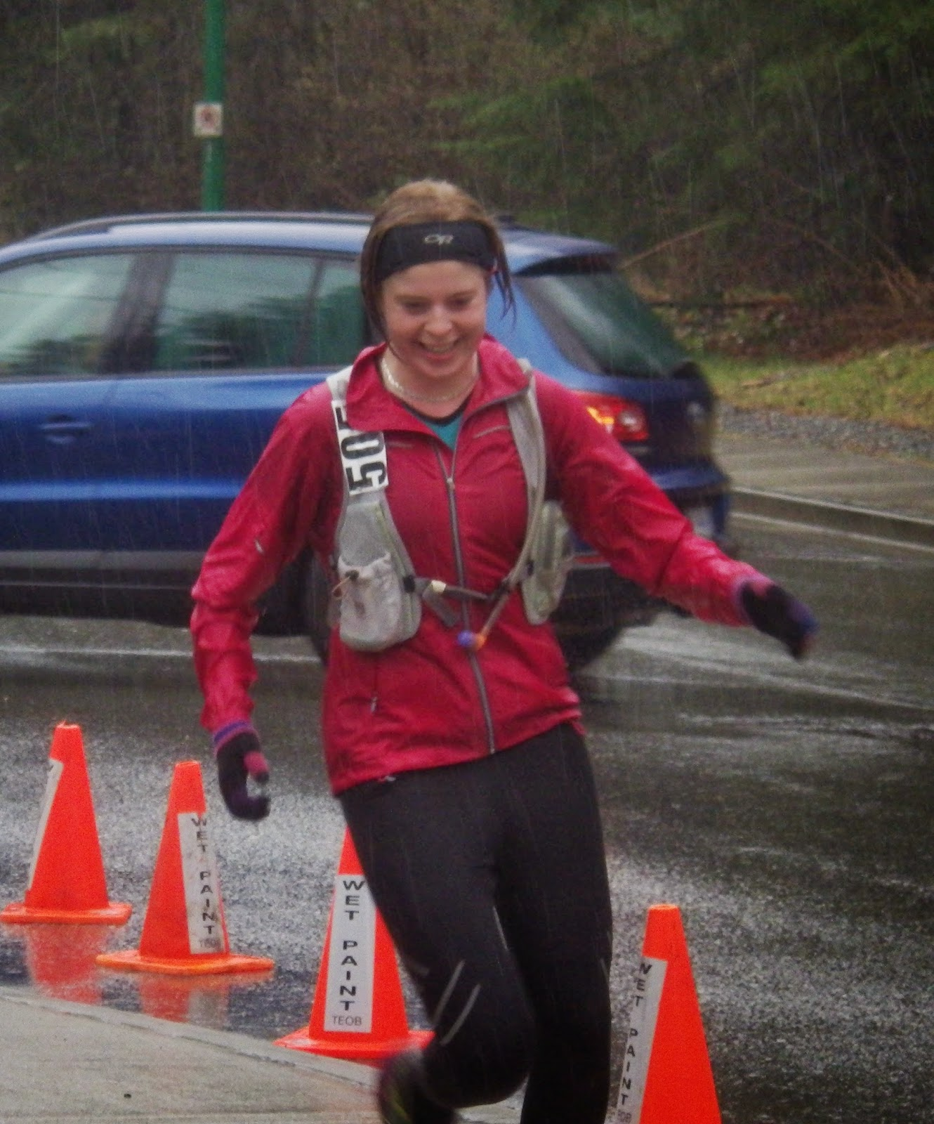 Trail Effect Blog: Jenna Bowling finishing the Dirty Duo 50km Ultra