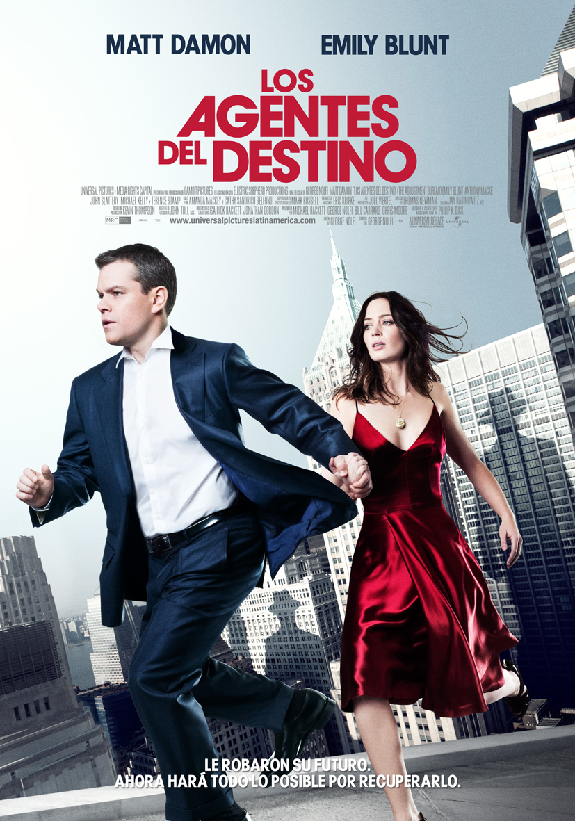 Los Agentes del Destino (2011) - Review propio
