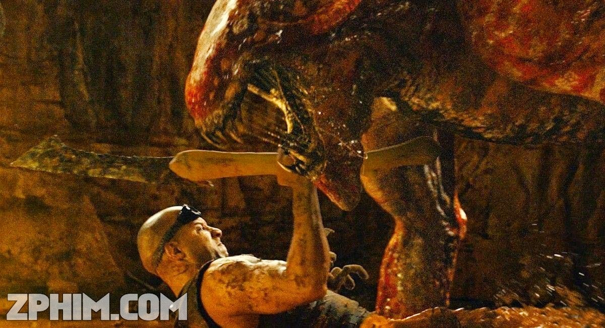 Ảnh trong phim Huyền Thoại Riddick - Riddick 5