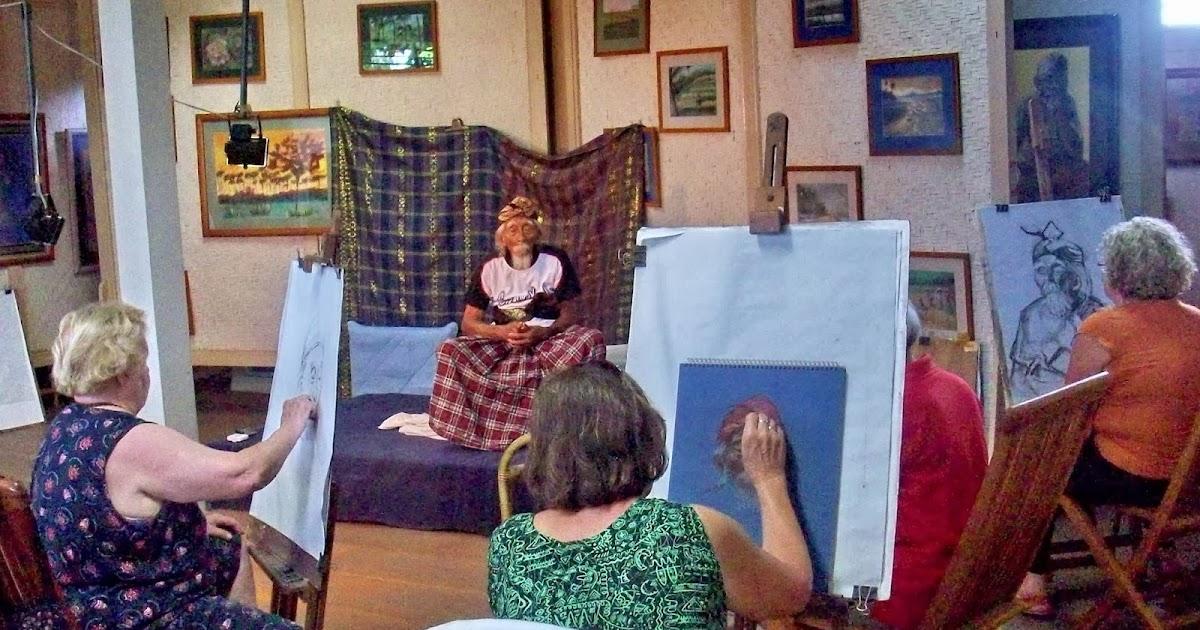 Nederlands schilder co bali model workshops for Schilder inhuren per uur