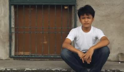 FILIPINO- HOMELESS BOY