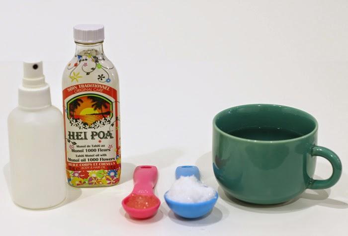 ingredientes receta pelo de playa diy por la colazione