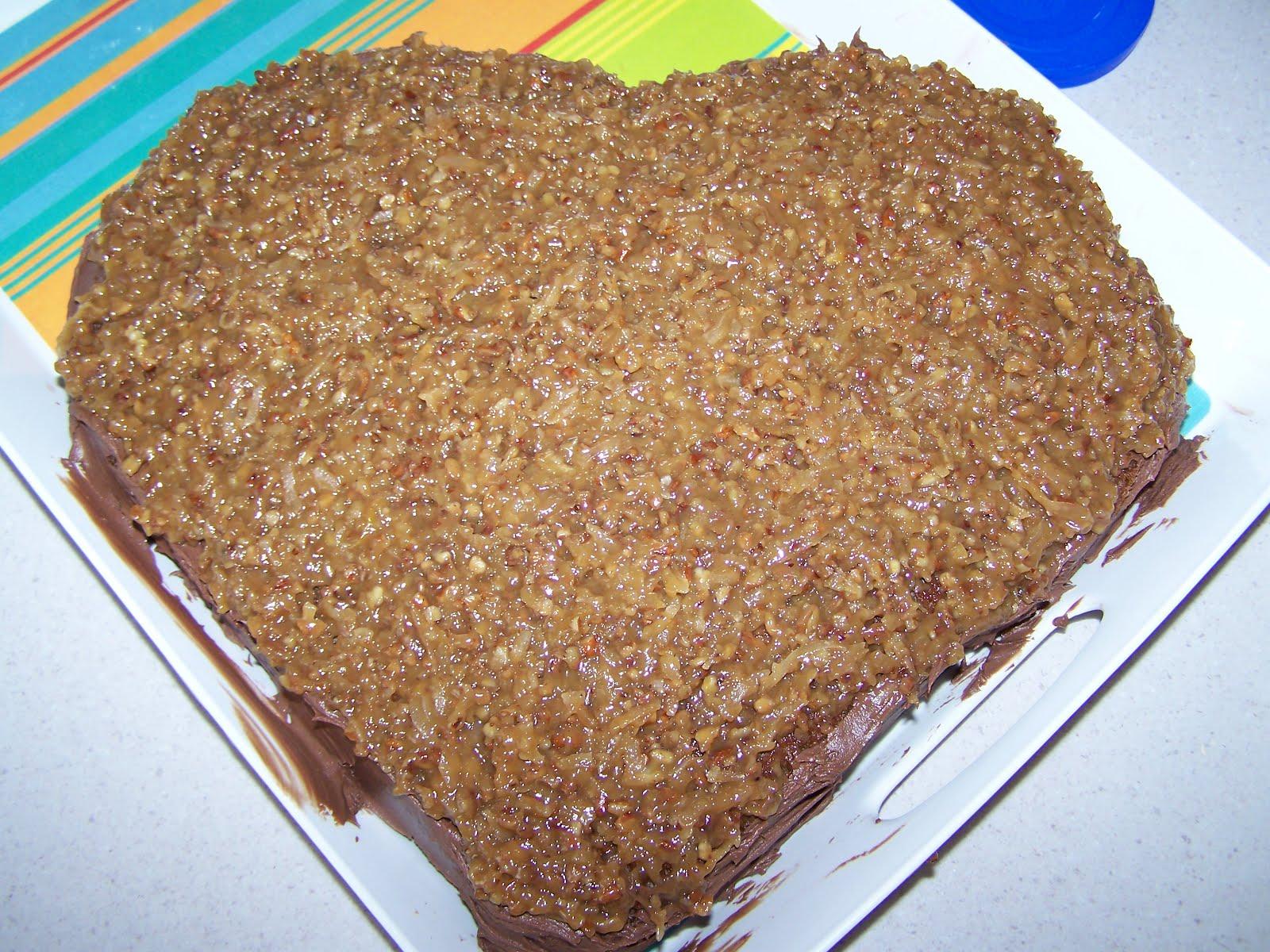 Coconut-Pecan Frosting Recipe — Dishmaps