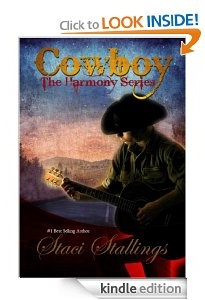 Free eBook Feature: Cowboy (The Harmony Series) by Staci Stallings