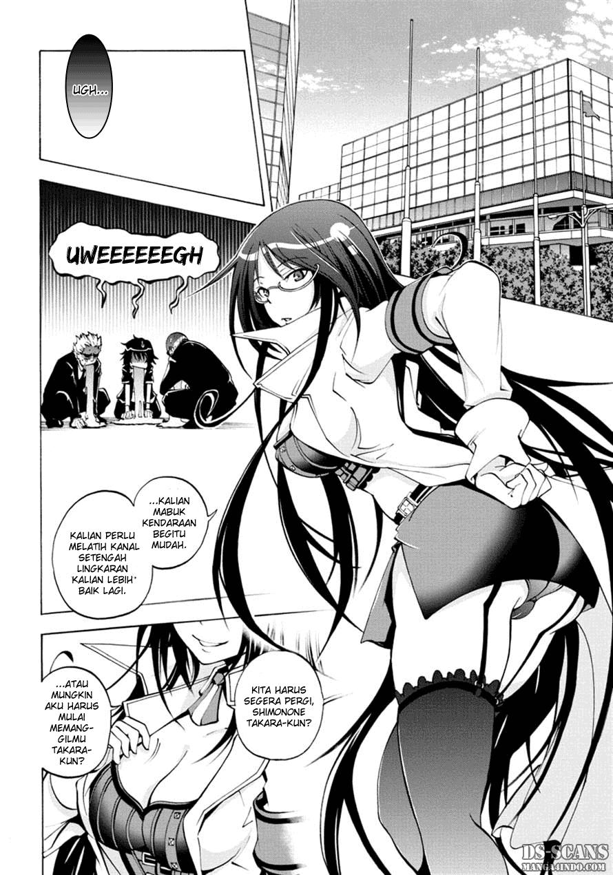 Komik manga RXR M4I CH1 21 rising x rydeen