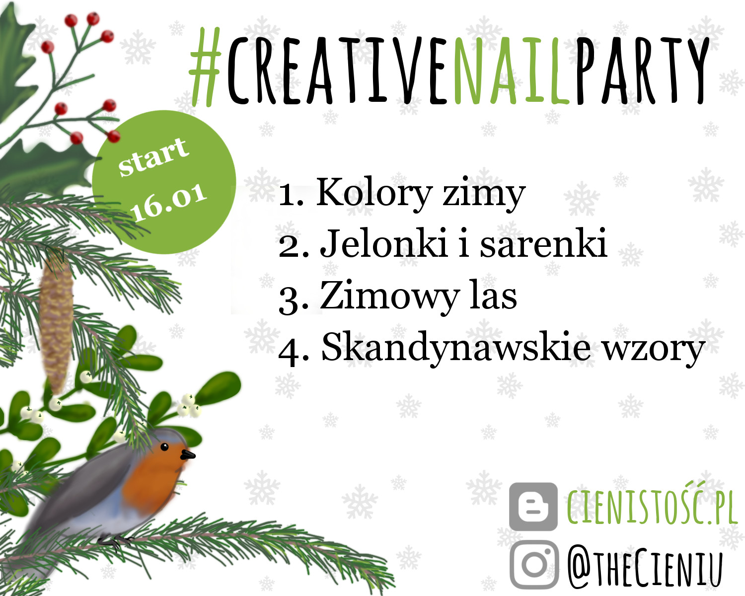 #CREATIVENAILPARTY