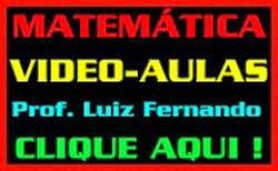 VideoAulas de Matemática