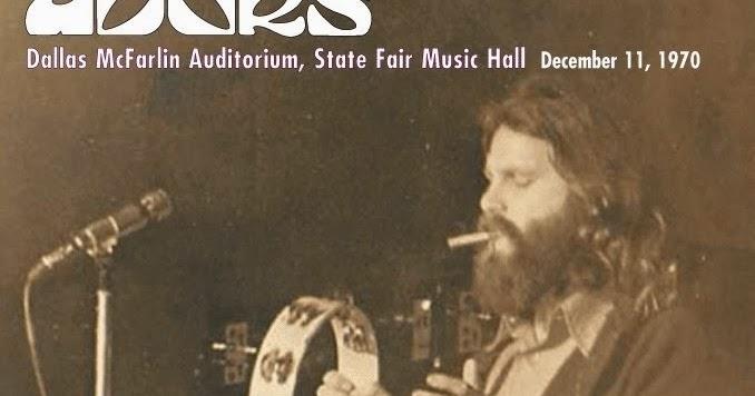 & bootleg addiction: Doors: Dallas - December 11 1970-Late Show