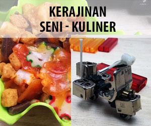 Seni - Kuliner