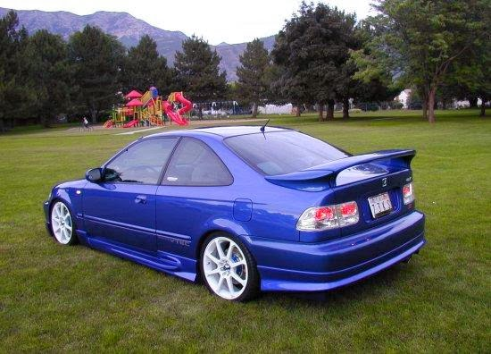 Honda Civic Sport Cars