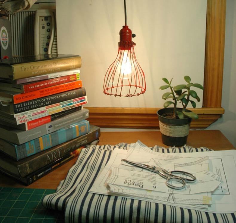 900 Best Lighting Diy Images On Pinterest: Heather Horwitz Design: Design DIY: Exposed Bulb Pendant