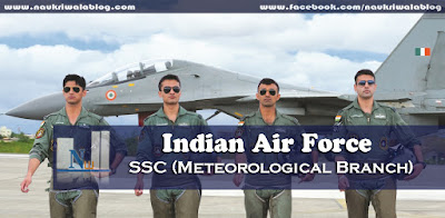 SSC (Meteorological Branch) Job 2015