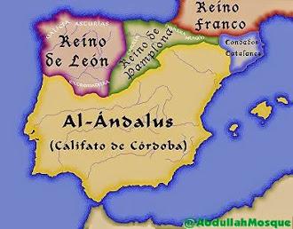 Mi origen, mi sangre Muslim, proviene del bello Al-Andalús