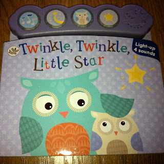 Twinkle, Twinkle, Little Star - Light Up Sound Board Book