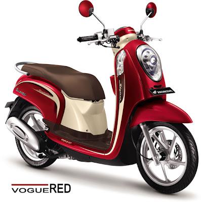 Harga-Model-Spesifikasi Honda Scoopy F1 (Terbaru)