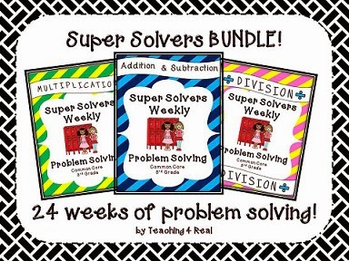 https://www.teacherspayteachers.com/Product/Third-Grade-Weekly-Problem-Solving-Bundle-762365