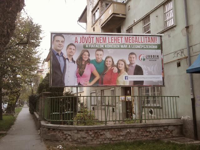 kampány, Jobbik, Zugló, Budapest, plakát, óriásplakát
