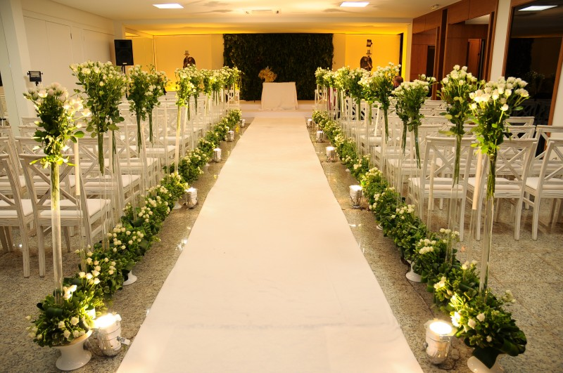 CALLY decoração Decoração de casamento  artificial ou natural ?