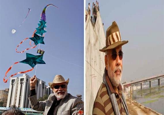 Narendra Modi's Rare Unseen photos