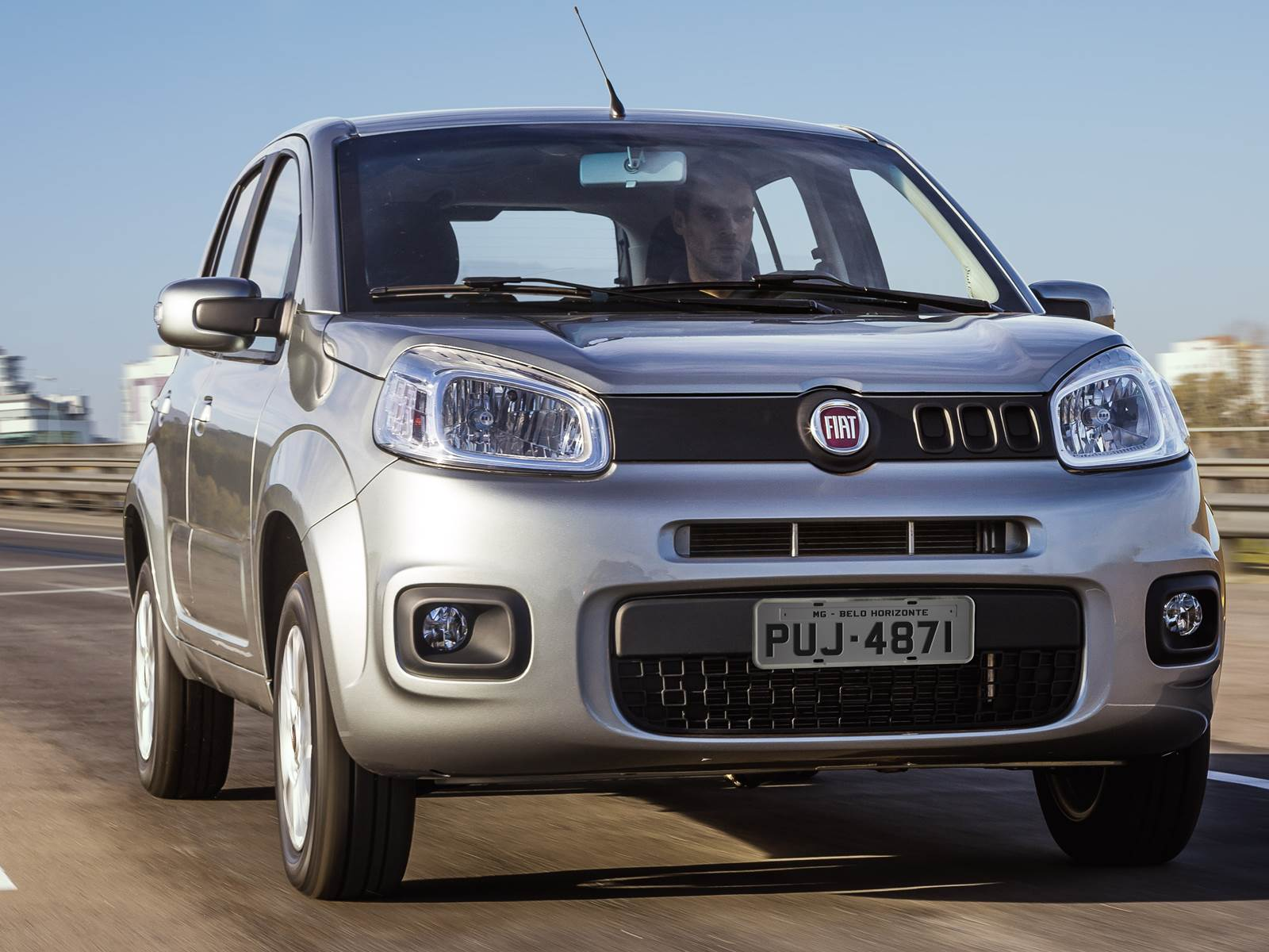 Fiat Uno - 6º carro mais vendido - Pessoas Físicas