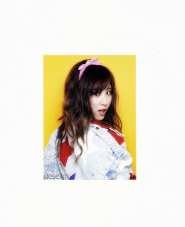 SNSD Seohyun I Got A Boy Photobook 04