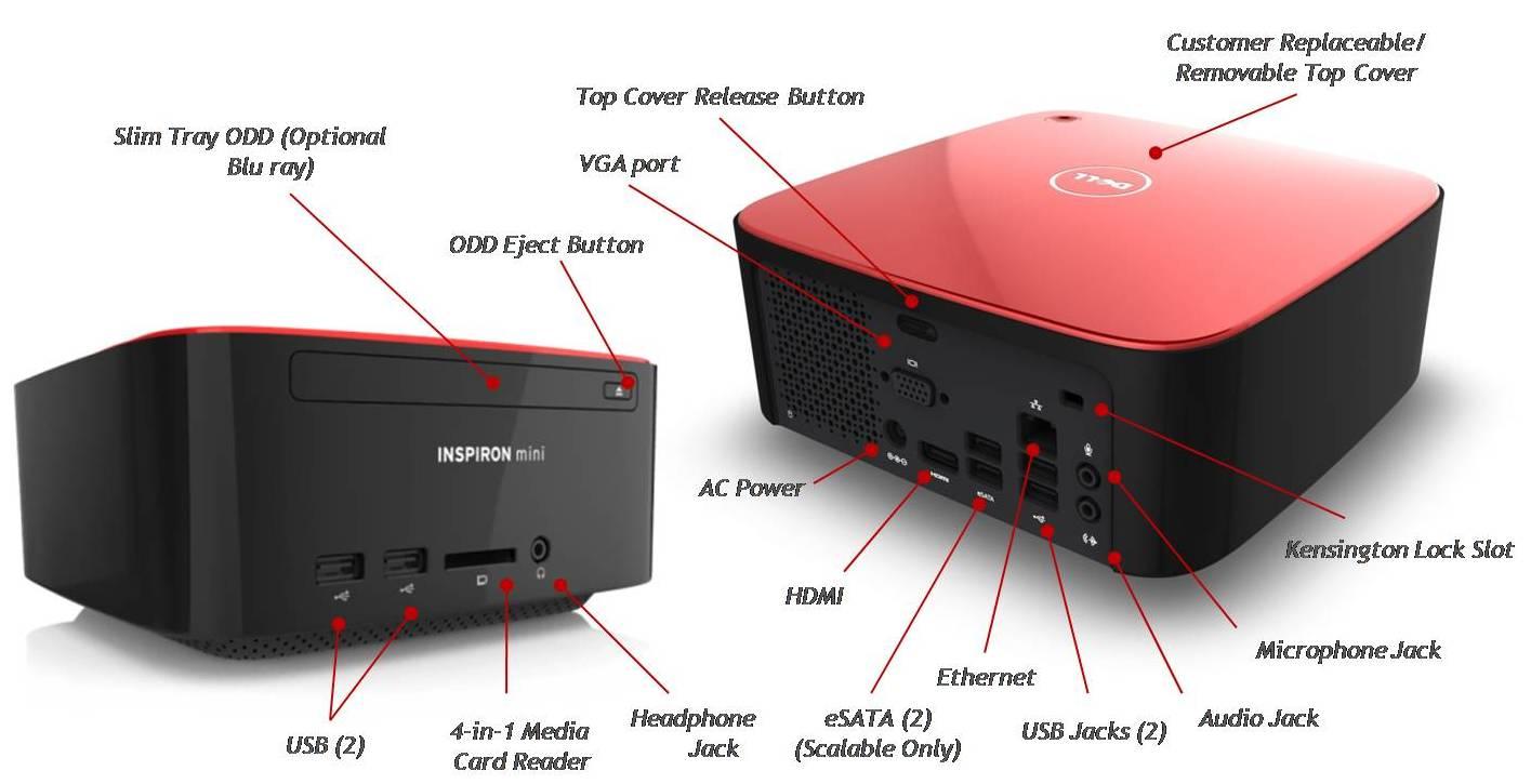 New Gadgets: Dell Inspiron Zino IZHD