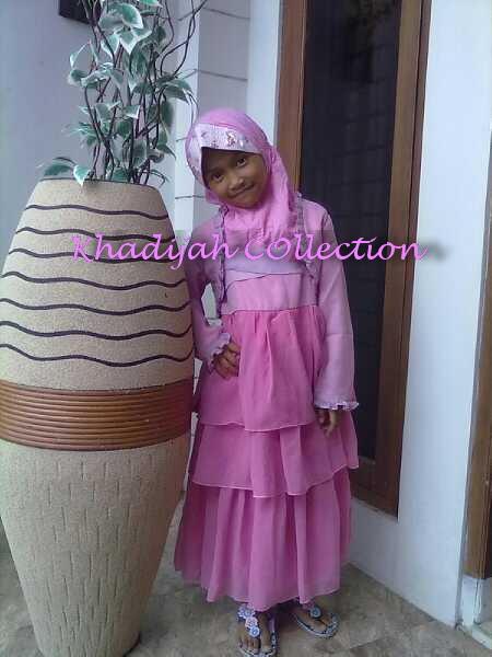Rumah Busana Khadijah Koleksi Baju Anak