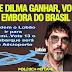 Após vitória de Dilma, Lobão tem crise de Marina Silva e desiste de deixar o Brasil