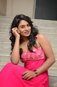 Deepika Das Glam pix in Pink-thumbnail-14