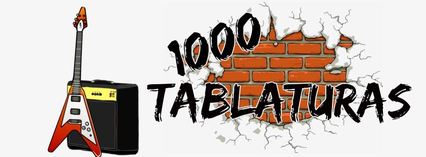 1000 TABLATURAS.